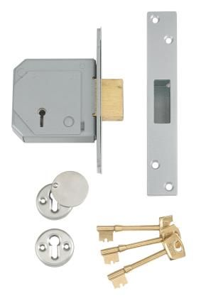 3G114E 5 Lever Mortice Chubb (UNION) Deadlock