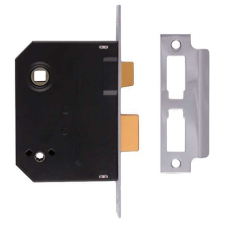 union 2 lever bathroom lock j2294